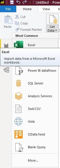 وارد کردن اطلاعات از Excel